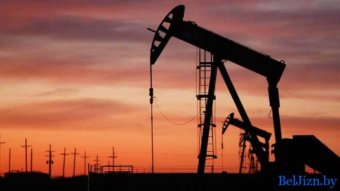 цана нафты для Беларусі