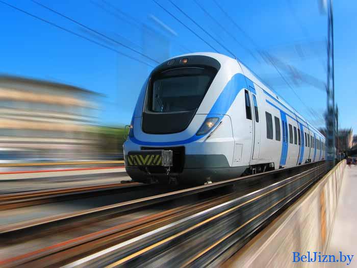 машинистам поезда повысят зарплату