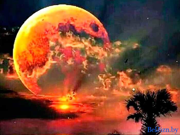 фазы луны в марте