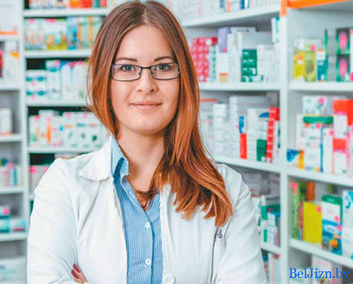 фармацевты в Беларуси