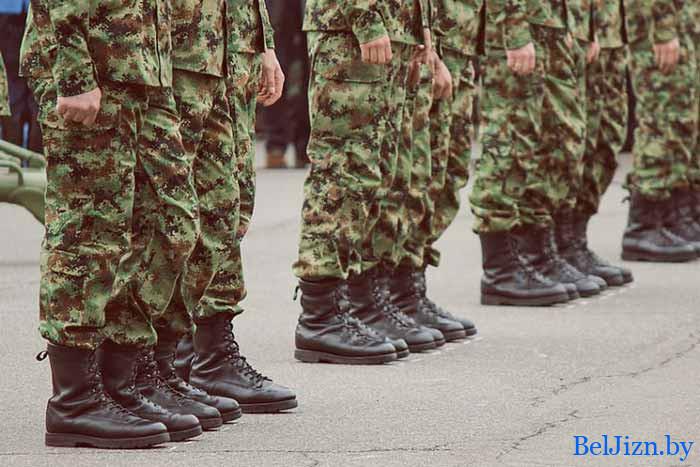 призыв в армию в Беларуси