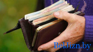 размер пенсии в Беларуси в 2021 году