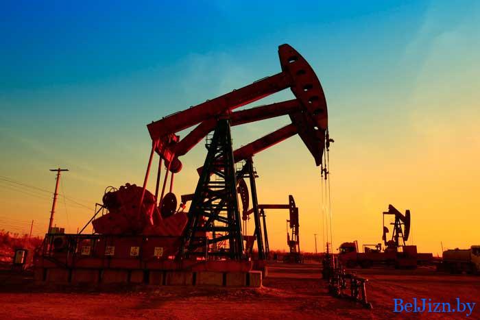 кошт нафты для Беларусі
