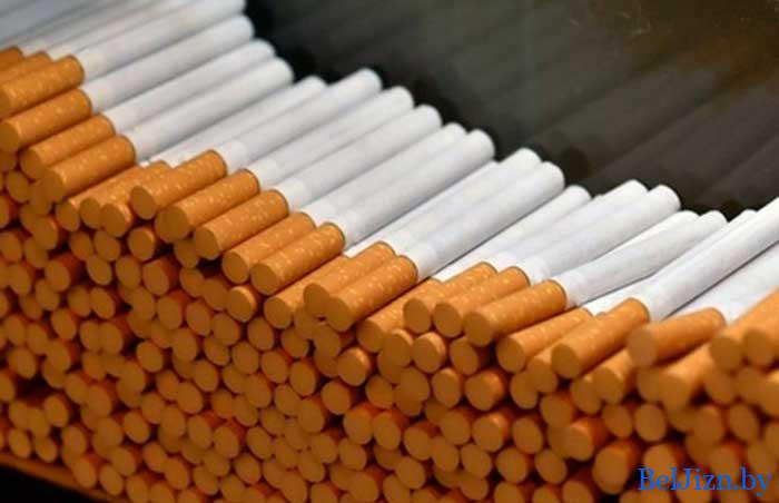 цены сигареты в Беларуси
