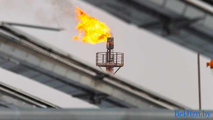 цена газа для населения Беларуси